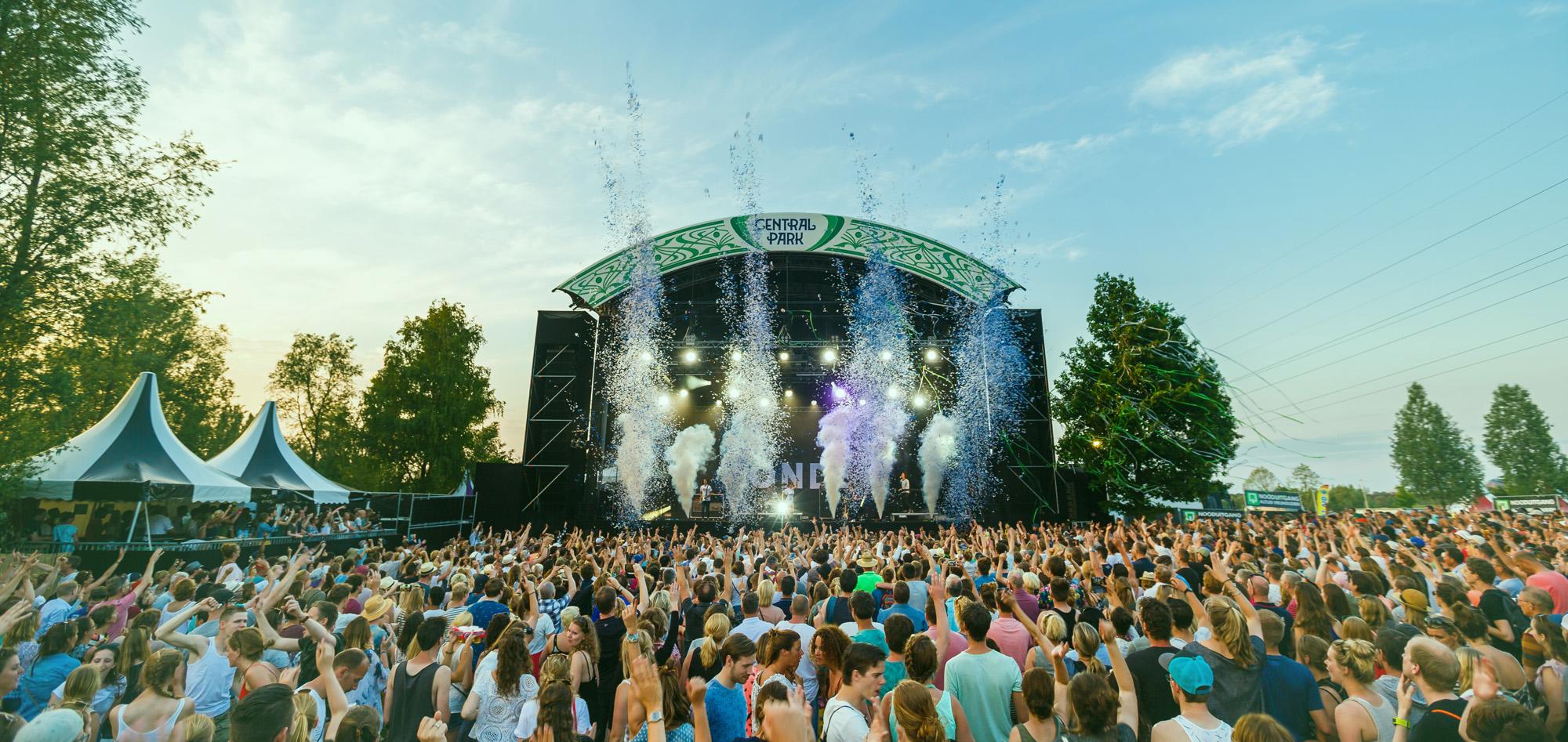 Tickets Central Park Festival 25 Mei 2019 Utrecht